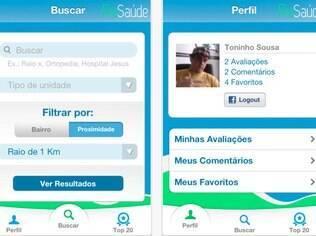 Aplicativo Rio Saúde mostra hospitais e postos de saúde mais próximos