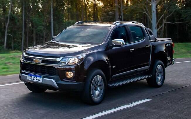 Chevrolet lança campanha da nova linha 2022 da S10