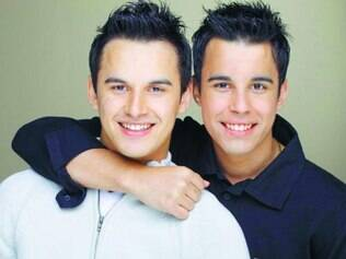 Clayton e Romário.  Dupla animará a festa pelo segundo ano