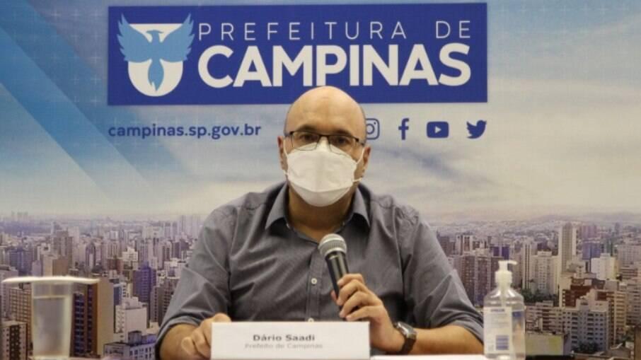 Dário disse que recebimento de vacina da Pfizer está