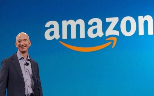 Ações da Amazon passaram a valer mais de R$ 2.000 cada e fizeram valor da companhia ultrapassar pela primeira vez a marca de US$ 1 trilhão