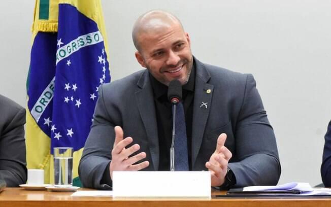O polêmico projeto foi feito pelo deputado federal Daniel Silveira (PSL-SP)