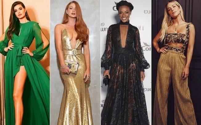As famosas marcaram presença no Prêmio Geração Glamour — Women of the Year, que aconteceu nesta quarta-feira (4)