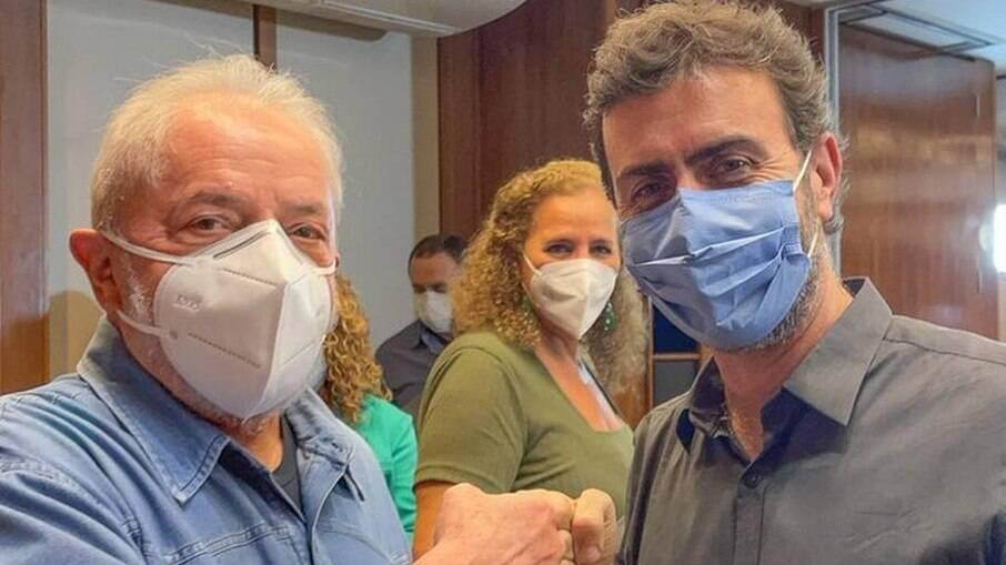 PT do Rio articula com Freixo e PL por palanques para Lula