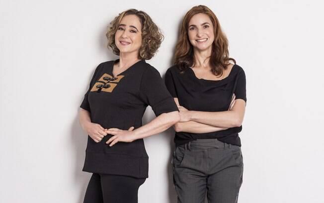 Sandra Birman e Adriana Calderoni são as fundadoras da iNomes, que ajuda negócio a encontrar identidade