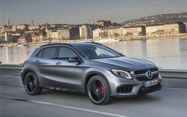 Mercedes-AMG GLA 45: diferente de qualquer outro SUV de sua categoria
