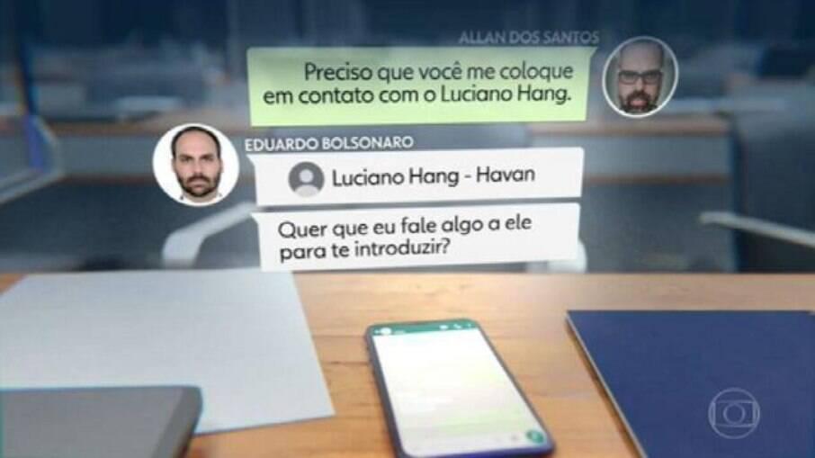 CPI teve acesso a conversas de Allan dos Santos