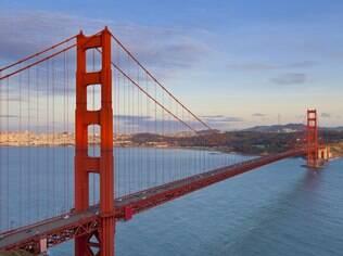 Ponte Golden Gate, ícone de São Francisco