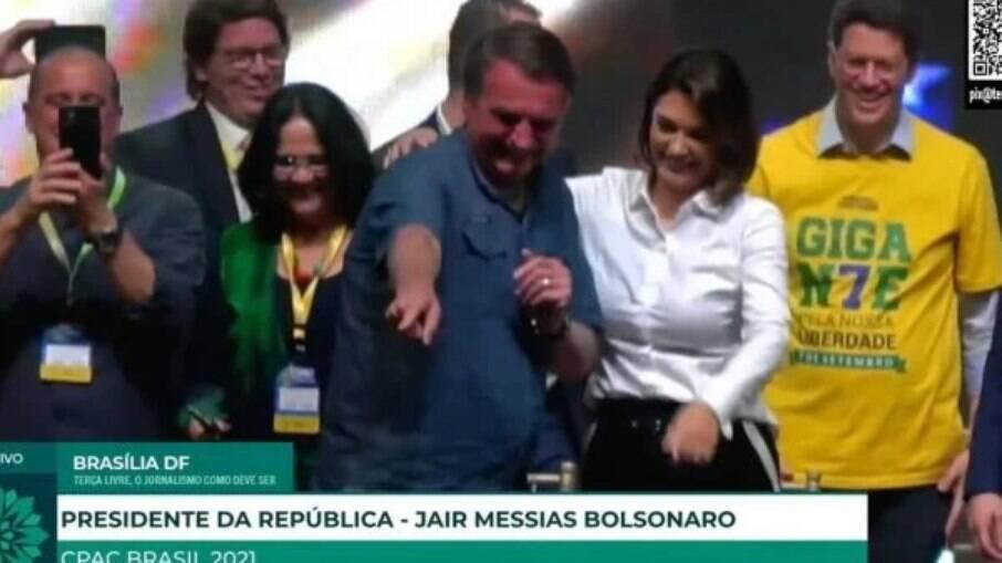 """""""Maior evento conservador do mundo"""", Cpac reúne bolsonaristas em Brasília"""