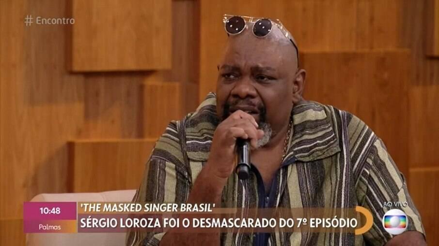 Sérgio Loroza participa do