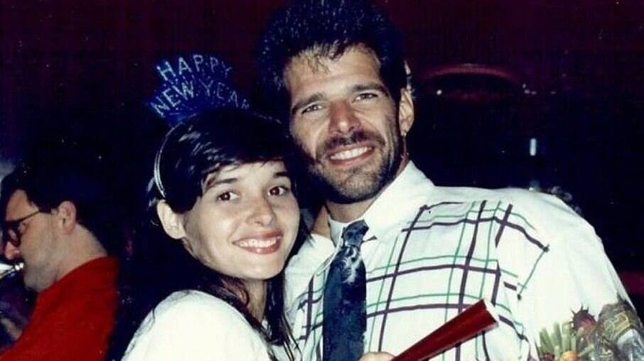 Raul Gazolla e Daniella Perez