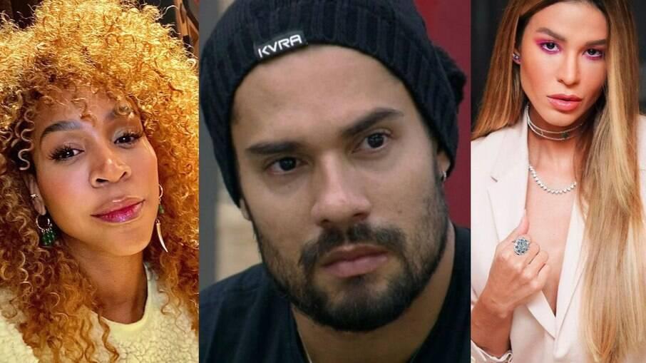 Bil Araújo faz fofoca e ex-BBBs reagem