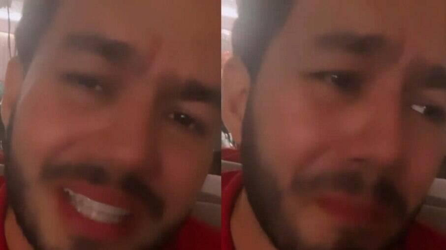 Pastor amigo de Safadão chora após acusações de pedofilia