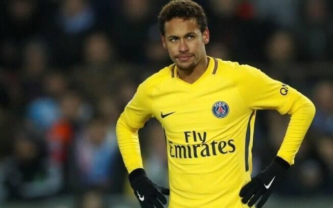 Neymar pode deixar o PSG