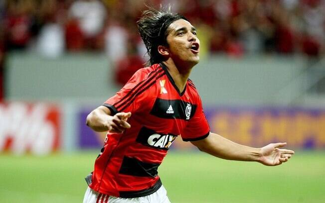 Marcelo Moreno teve rápida passagem pelo Flamengo