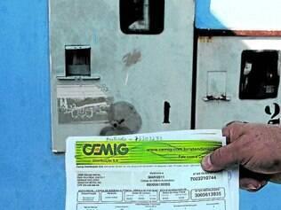 Disparada. A tarifa de energia subiu cerca de 14,5% neste ano, mesma proporção da inadimplência