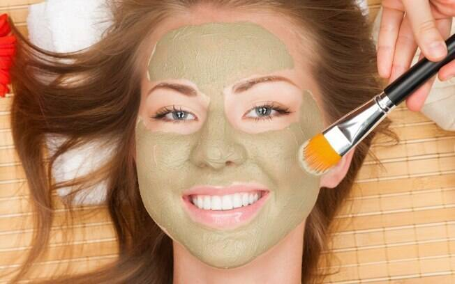 Máscara: ótimo recurso para recuperar a vitalidade da pele