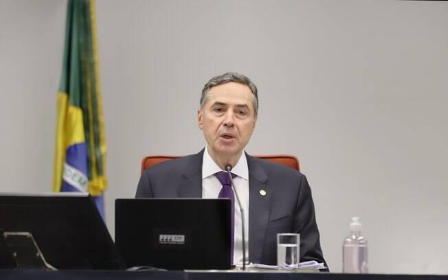 Barroso rebate Bolsonaro: