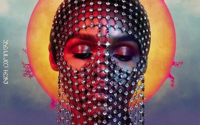 Janelle Monáe divulga capa de seu novo álbum