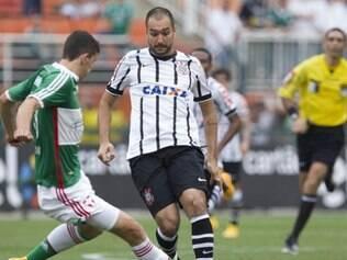 Danilo foi o responsável pelo gol de empate do Timão