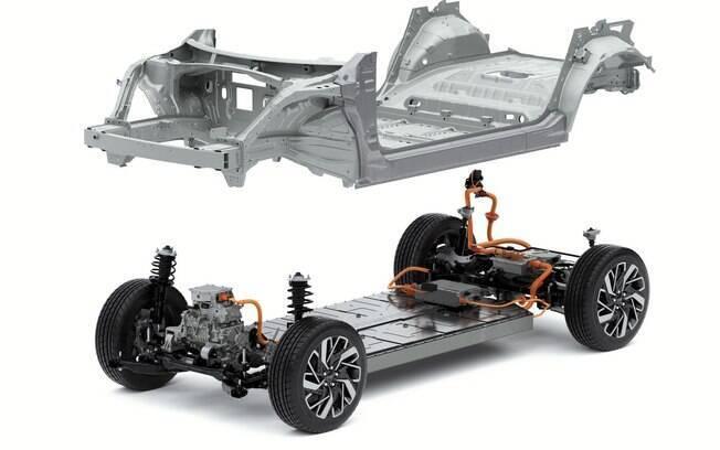 Plataforma E-GMP será usada em elétricos da Hyundai, Kia e Genesis