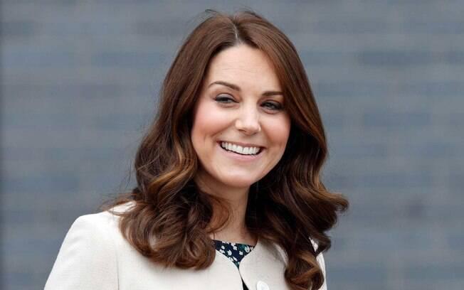 Kate Middleton recebe honraria