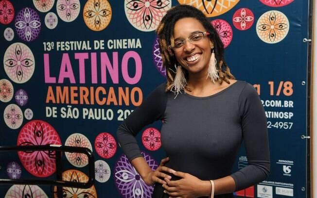 Cinema negro! Caroline Moraes, diretora do longa
