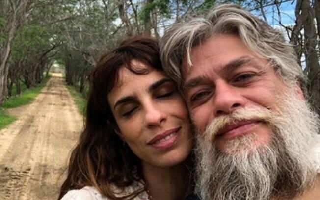 Fabio Assunção assume namoro com Maria Ribeiro