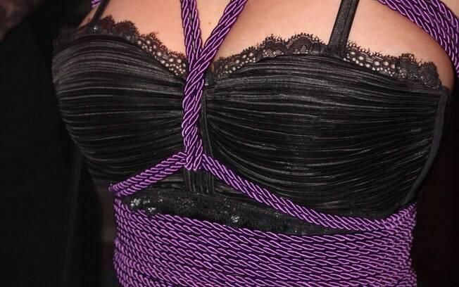 Um dos fetiches mais comuns, o bondage é o 'B' do 'BDSM'