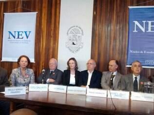 Titulares da Secretaria de Direitos Humanos dos governos FHC, Lula e Dilma