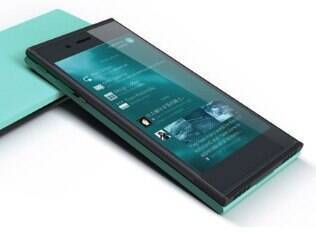 Primeiro smartphone com sistema Sailfish está à venda na Europa por 399 euros
