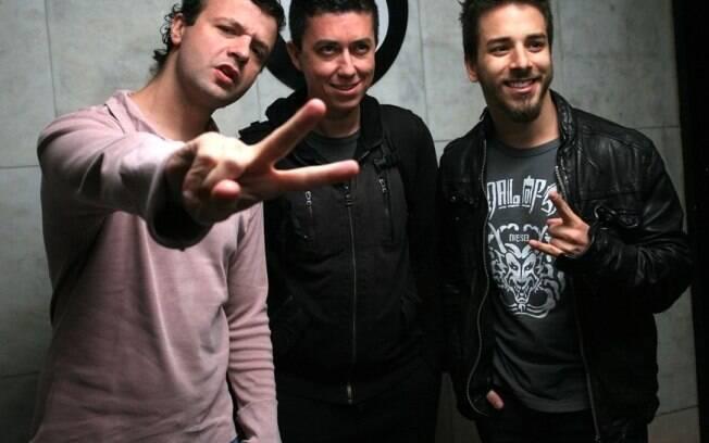 Projeto Dexterz: Amon Lima, Julio Torres e Junior Lima