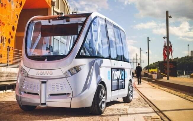 Incidente envolvendo o ônibus autônomo Navya SAS iniciou novos debates sobre segurança na internet