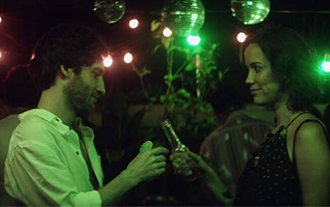 Claudia Campolina protagoniza o filme