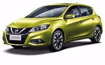 Nissan Tiida ressurge na China com a cara do Maxima