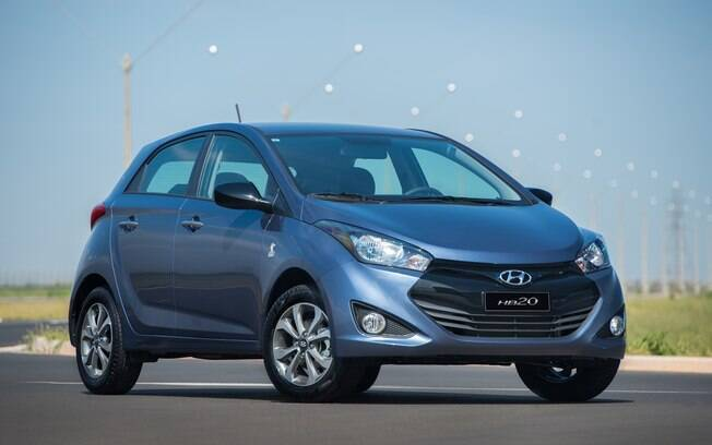 Hyundai HB20 Copa podia vir com central multimídia com TV digital