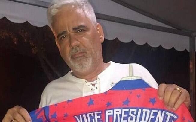 Marcelo Vinhaes, vice-presidente da União da Ilha, assassinado a tiros no bairro