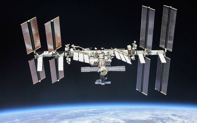 Tripulantes da Estação Espacial Internacional não correram riscos, segundo a Nasa