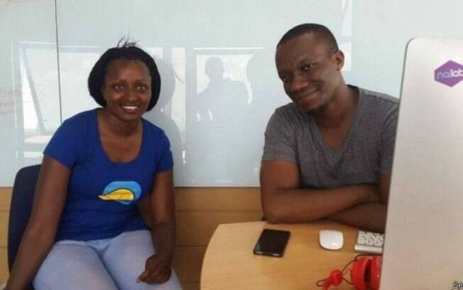 O empresário Sam Gichuru decidiu transformar o sonho de Seve em realidade