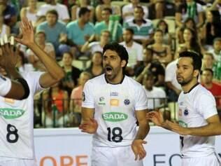 Mineiros venceram com tranquilidade  e estão na semifinal da competição