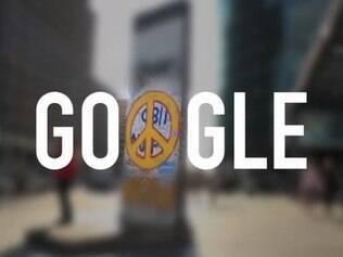 Google faz homenagem aos 25 anos da queda do muro de Berlim