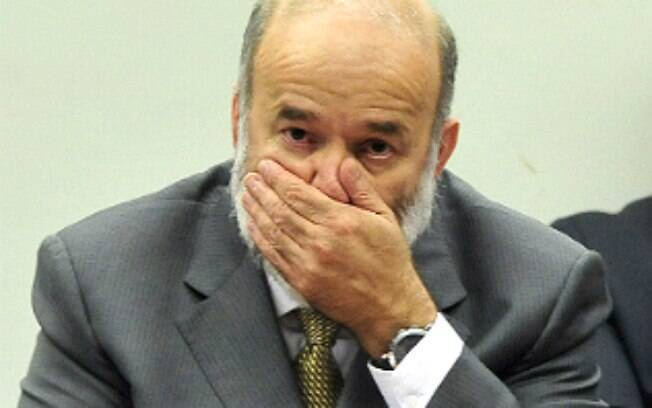 O ex-secretário de Finanças do Partido dos Trabalhadores, João Vaccari Neto: atrás das grades