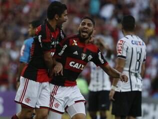 Fla derrota Corinthians no Maracanã