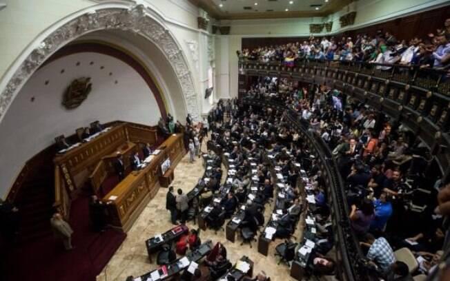 Assembleia Constituinte foi convocada pelo presidente da Venezuela, Nicolás Maduro