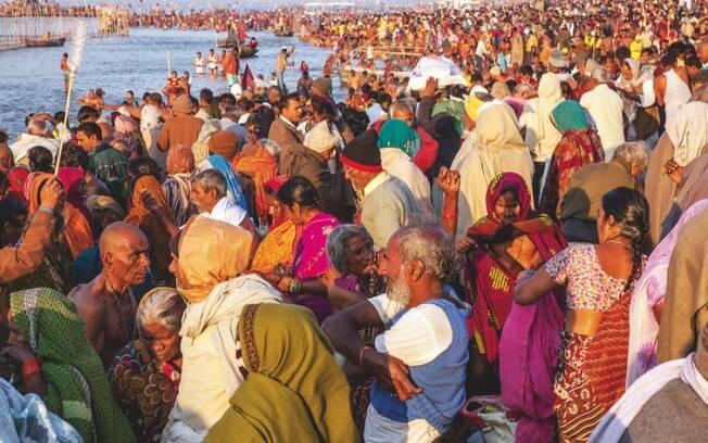 Índia deve superar a China em poucos anos e se tornar o país mais populoso do mundo