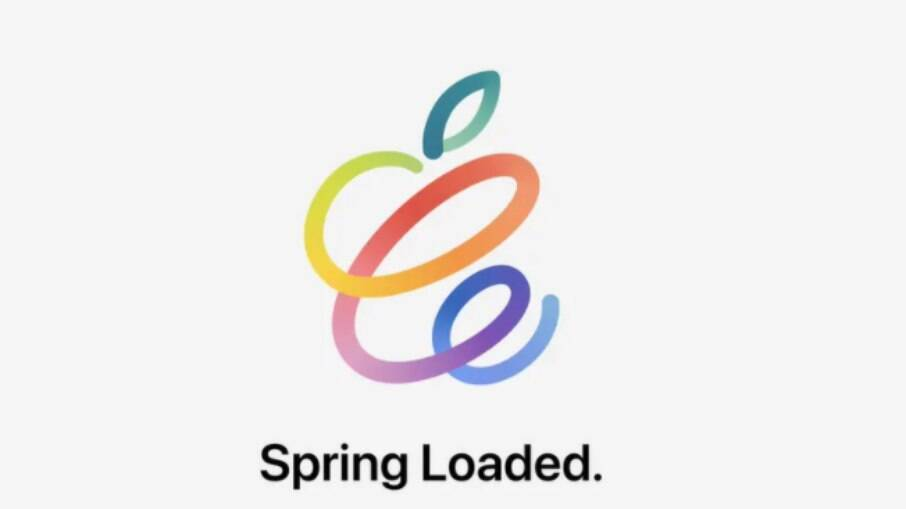 Convite do evento Spring Loaded, da Apple