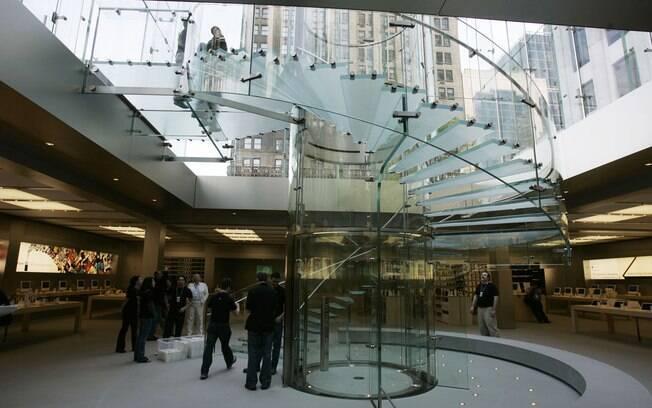 ,Nova York possui 15 Apple Stores