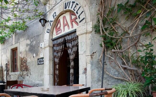 Bar Vitelli foi cenário da comemoração do casamento de Michael Corleone