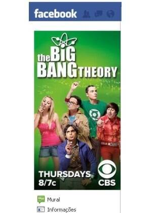 Fan Page do seriado Big Bang Theory