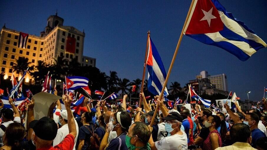 Cuba proíbe manifestações três meses após onda de protestos contra o governo